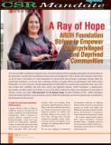 Dr Neelam's Interview with CSR Mandate