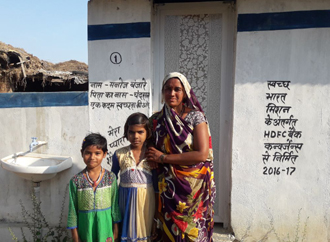 Health and Sanitation -  Ensuring Health, Hygiene & dignity through household latrines