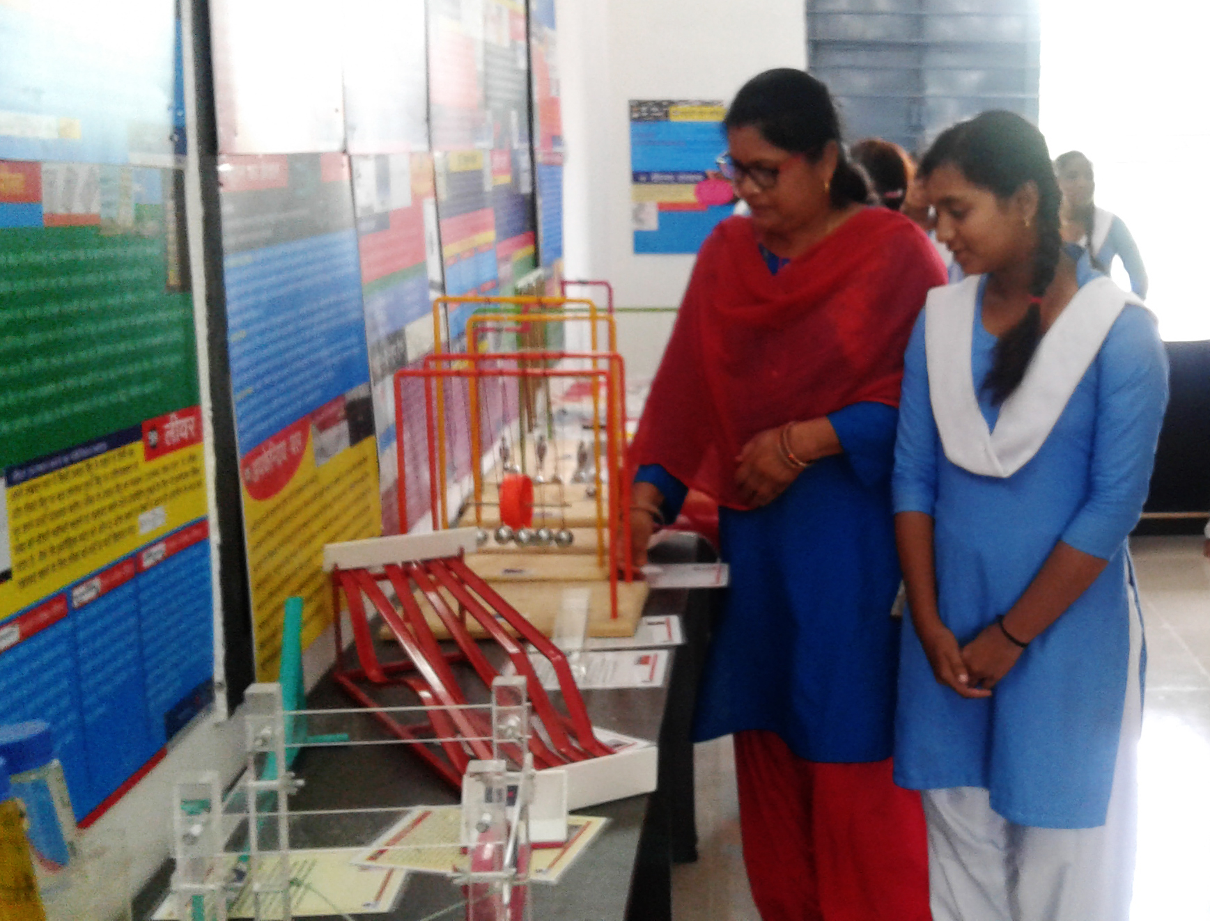 Enabling Government schools with science labs has given a new dimension to schooling at village level