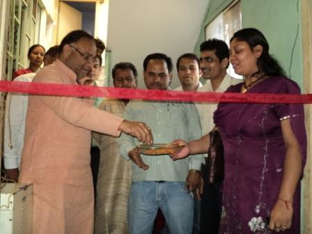 Center Inaugration Mawana